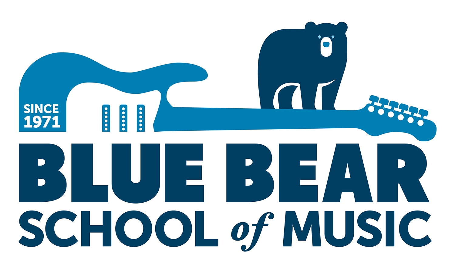 Blue Bear So M Logo Full Color