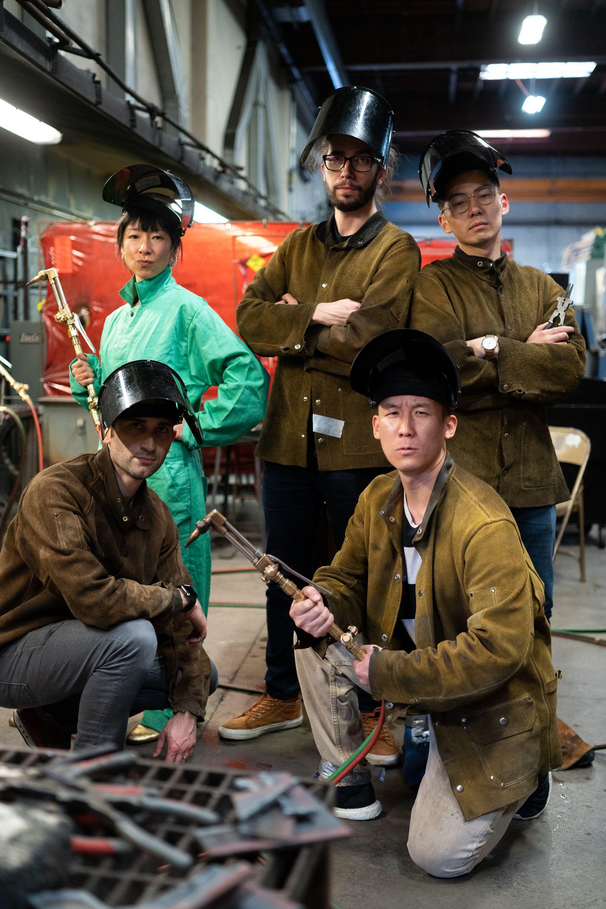 Crucible Oxy Acetylene Welding