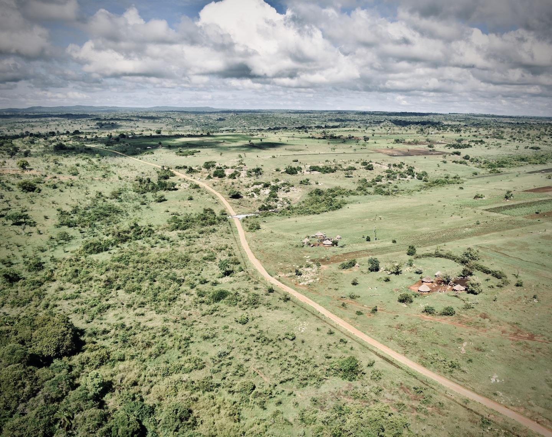 Grumeti Fence Boundary  Noel Mbise