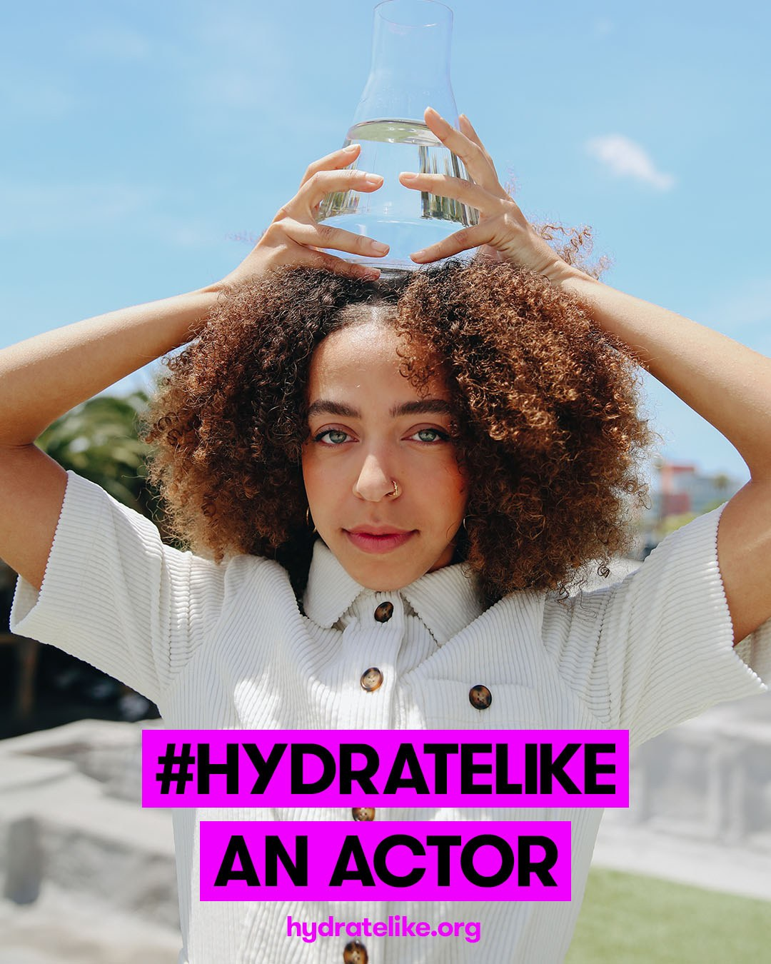 Hydrate Like Hayley Law
