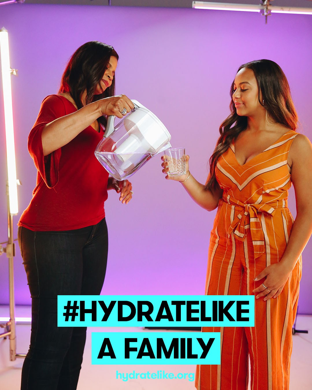 Hydrate Like Nia Sioux And Holly Frazier