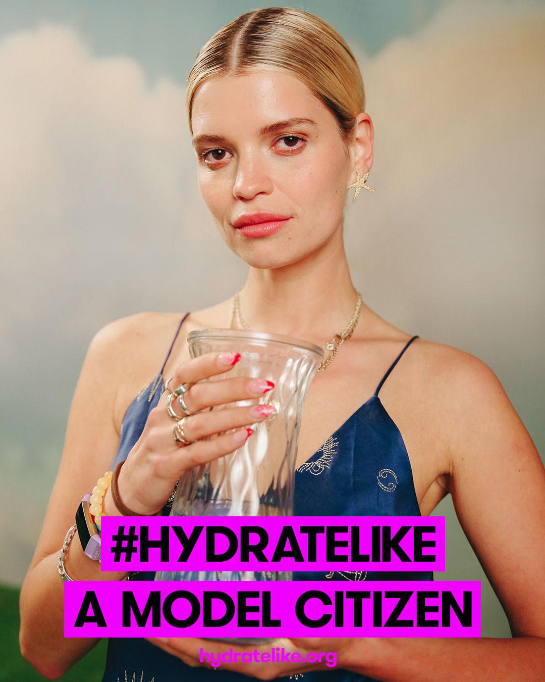 Hydrate Like Pixie Geldof