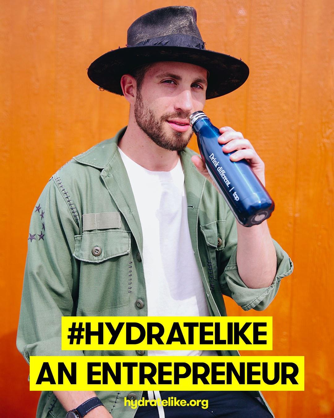 Hydrate Like Samuel Ian Rosen