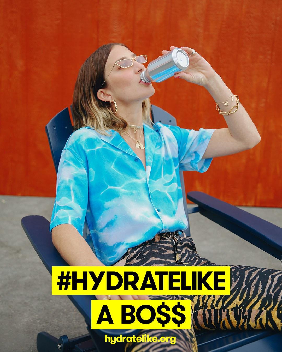 Hydrate Like Sara Decou