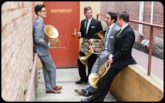 Iam Skylark Horn Quartet