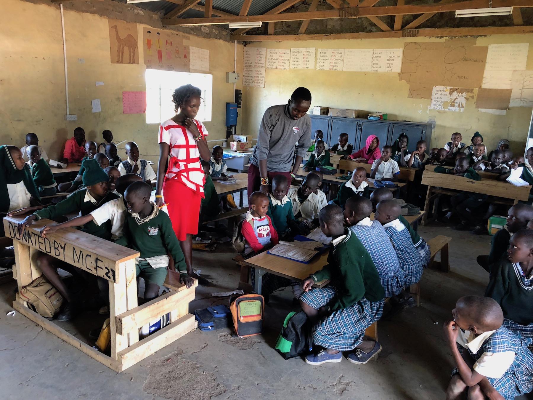 Mara Community Work