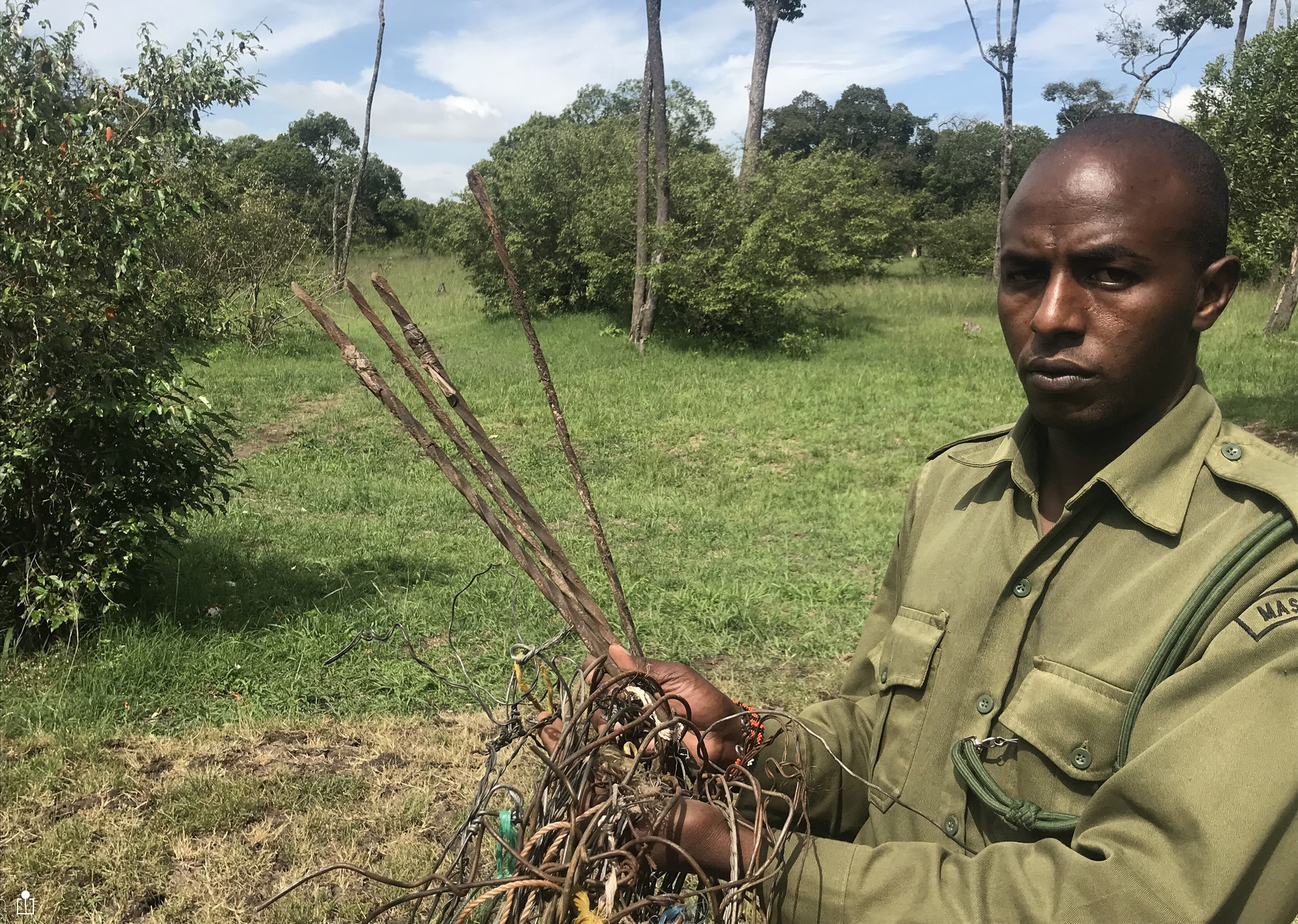 Mara Poison Snares In Mau Forest