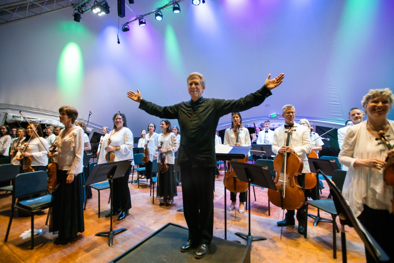 Maestro Joel Revzen And Orchestra Copy