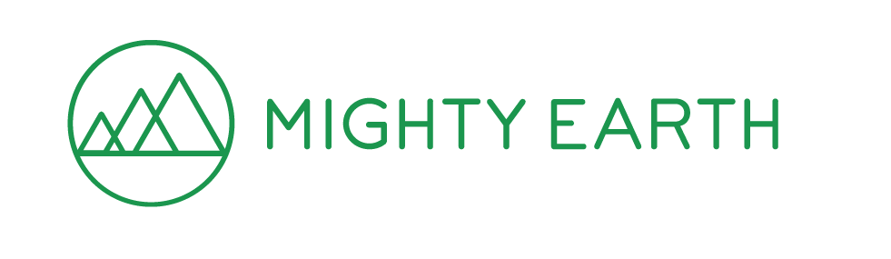 Mighty Earth Logo