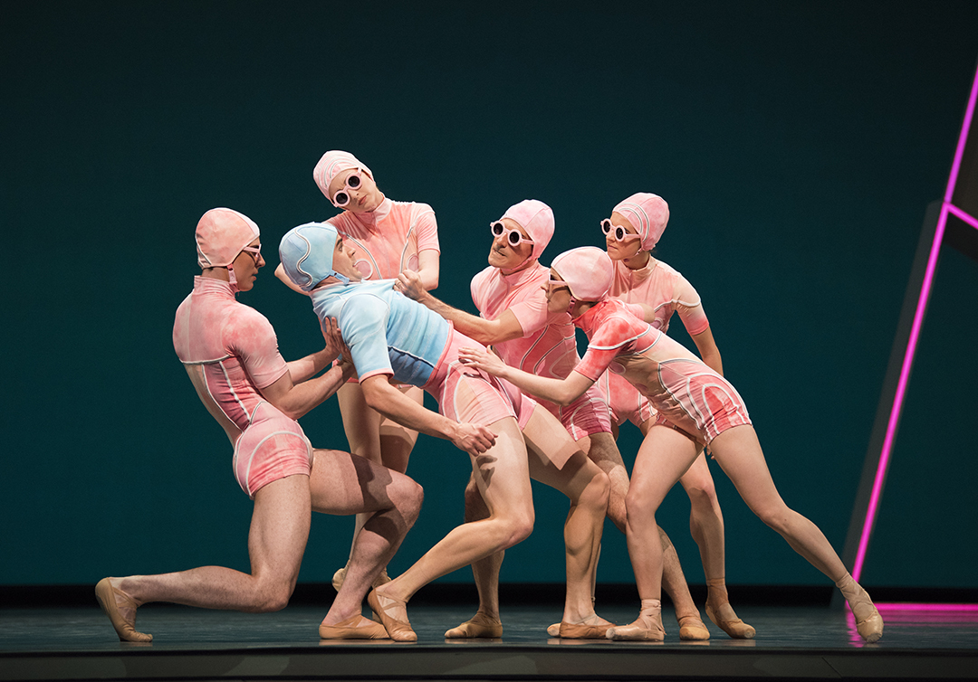 Sf Ballet Ballet In Thatchers Otherness