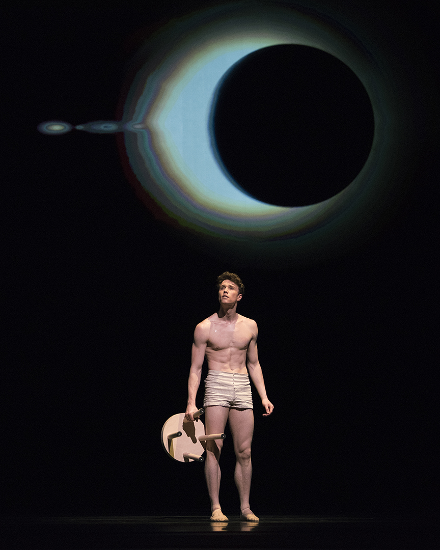 Sf Ballet Benjamin Freemantle In Mc Intyres Your Flesh Shall Be A Great Poem