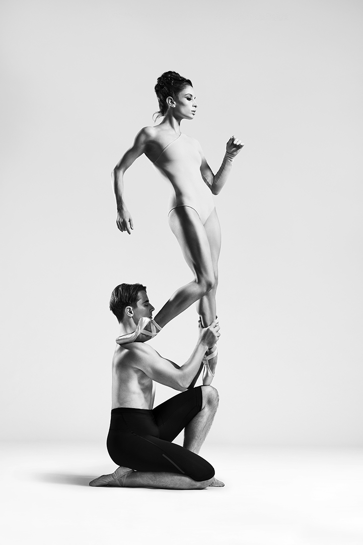 Sf Ballet Dores André And Luke Ingham