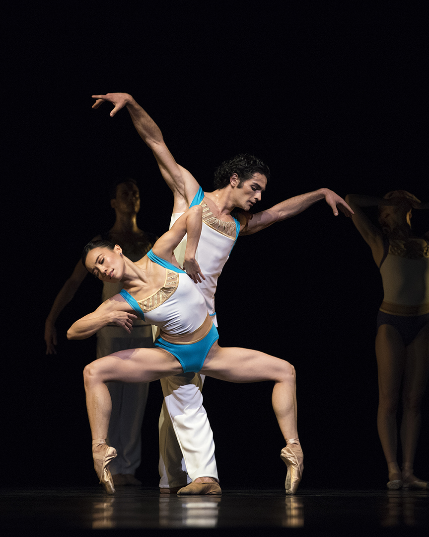 Sf Ballet Frances Chung And Angelo Greco In Welchs Bespoke