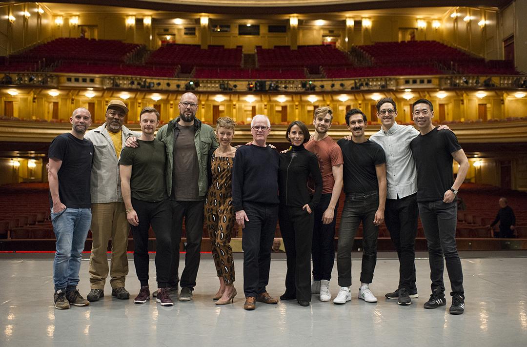 Sf Ballet Heigi Tomasson W Unbound Choreographers
