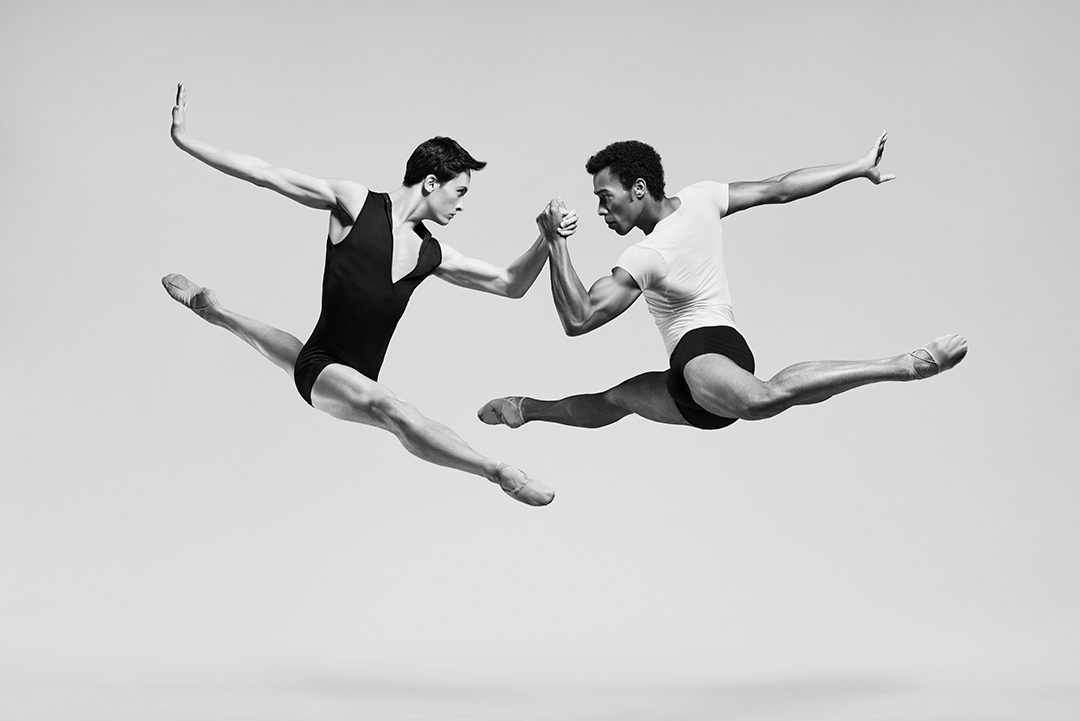 Sf Ballet Lonnie Weeks And Daniel Deivison Oliveira
