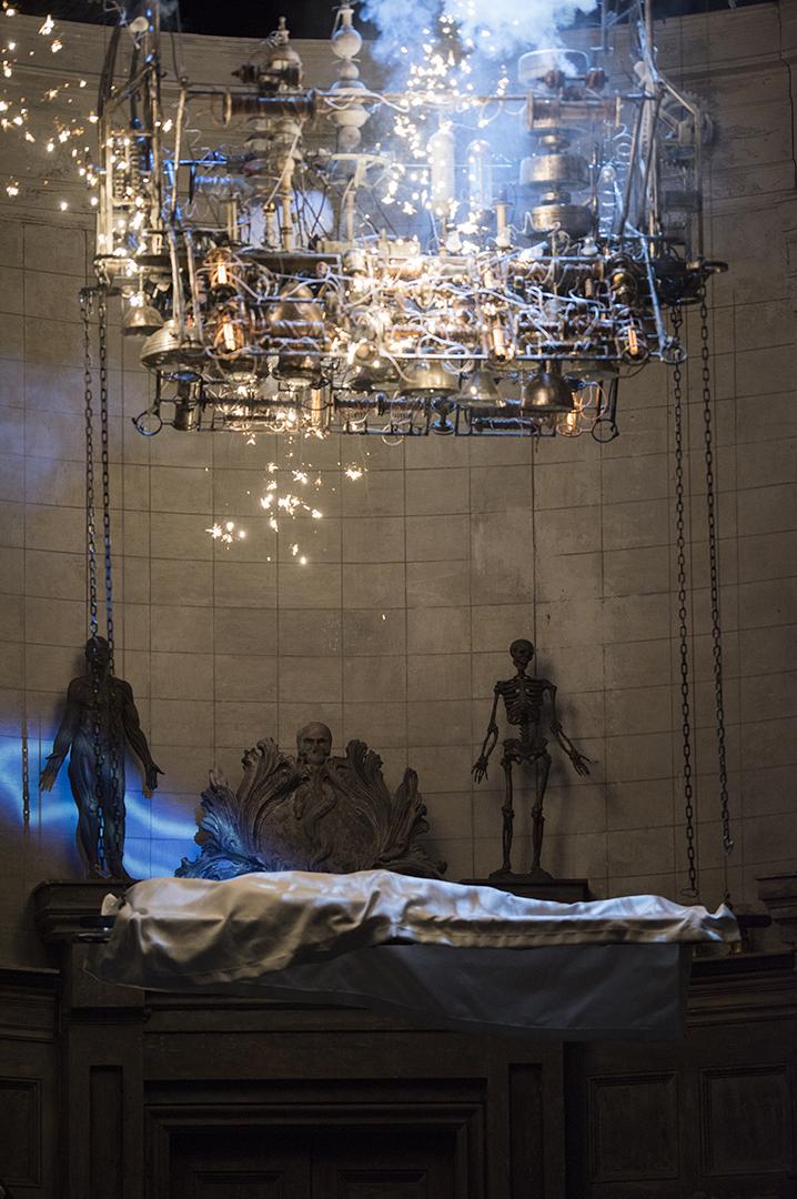Sf Ballet Scarletts Frankenstein