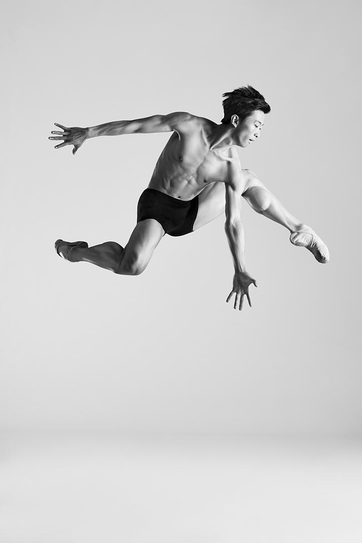Sf Ballet Wei Wang