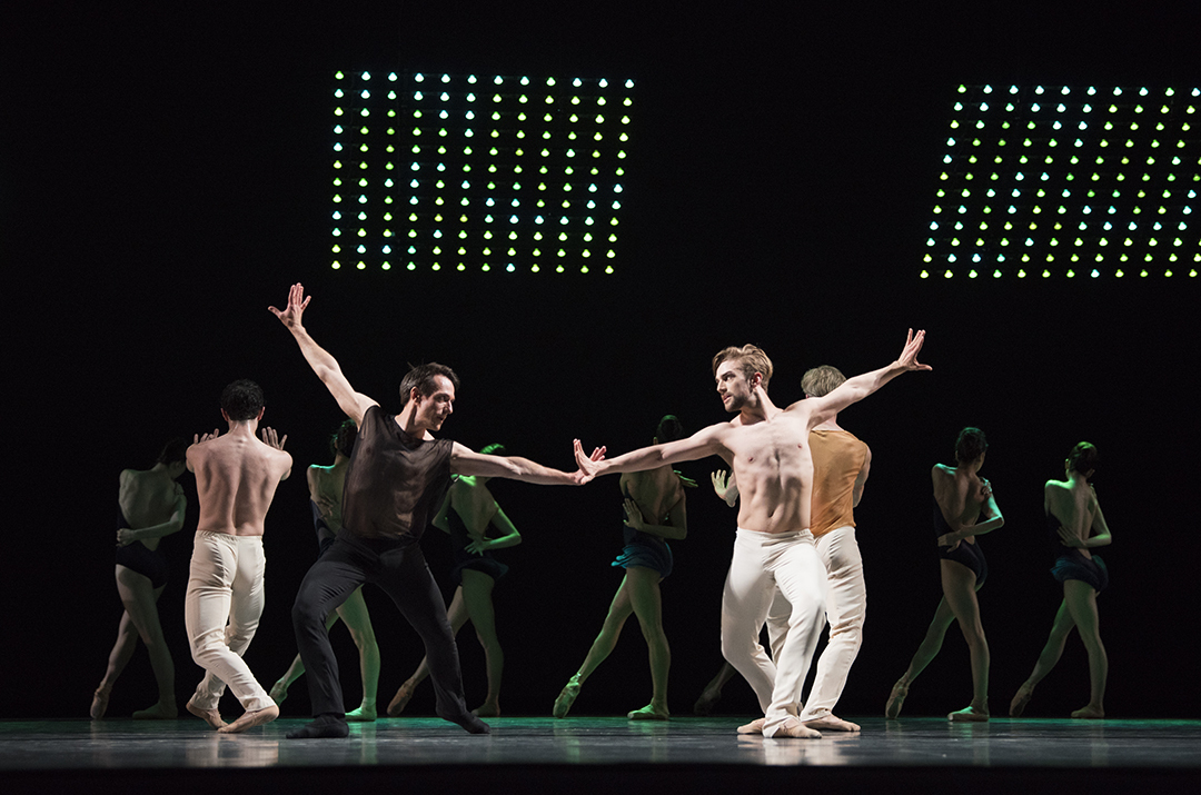 Sf Ballet In Kings The Collective Agreement