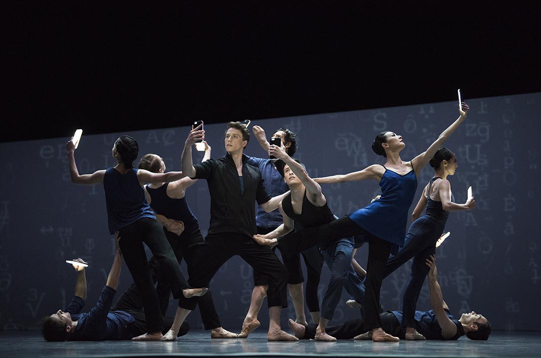 Sf Ballet In Wheeldons Bound To